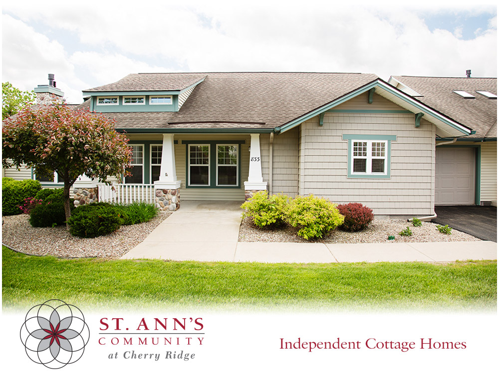 ... Assisted Living Cherry Ridge Community Amenities Rainier Grove Memory  Care Independent Cottage Homes ...