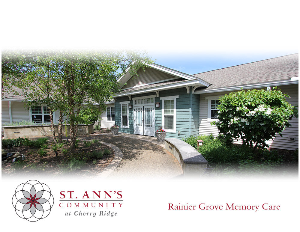 Virtual Tours Of St. Annu0027s Community At Cherry Ridge